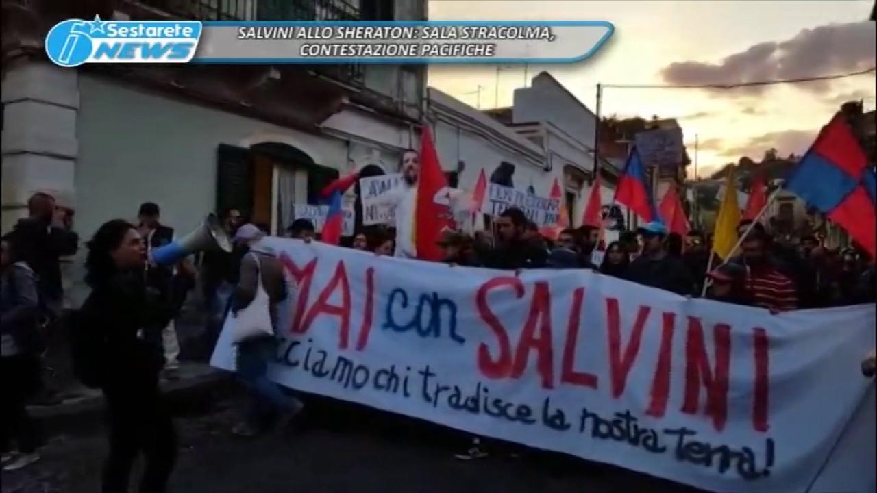 TG-LA-SESTA-SALVINI-ALLO-SHERATON-SALA-STRACOLMA-CONTESTAZIONI-PACIFICHE-21-04-2017