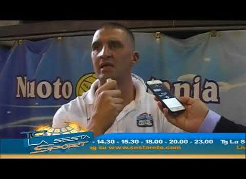 Pallanuoto – Nuoto Catania, che scoppola! La Sport Management passeggia, finisce 19-3