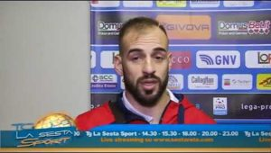 """Curiale: """"Avrei potuto segnare anche un altro gol"""""""