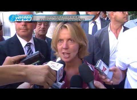 DOTTORESSA VIOLENTATA, LA REPLICA DEL MINISTRO LORENZIN