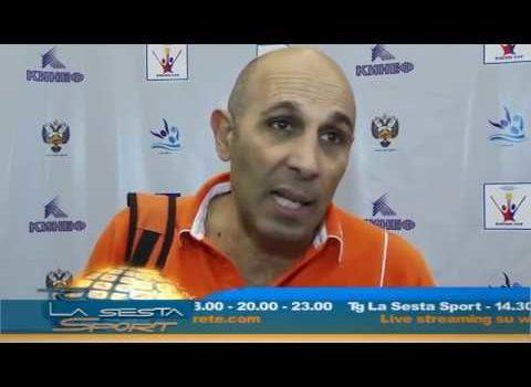 Addio a Mauro Maugeri, storico coach dell'Orizzonte e del Setterosa