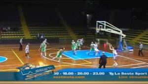 Basket – La Rainbow Catania ruggisce ancora. Agganciata la vetta della Serie B