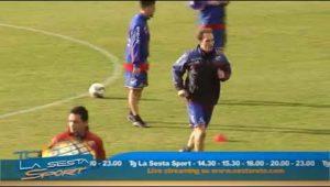 Calcio Catania: comincia la preparazione in vista del Matera