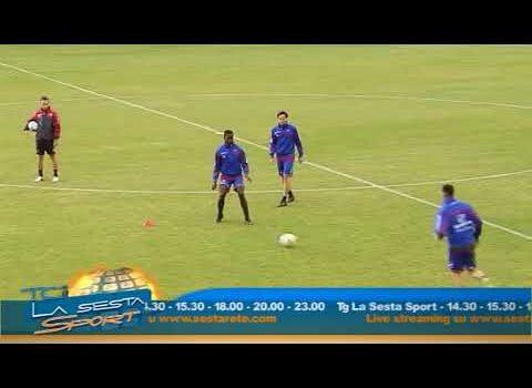 Calcio Catania: le scelte di Lucarelli in vista del Fondi