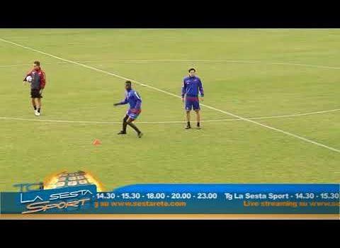 Calcio Catania: tanti titolari assenti contro il Rende