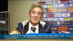 """Catania Vs Matera 1-1, Auteri: """"Potevamo vincere"""""""