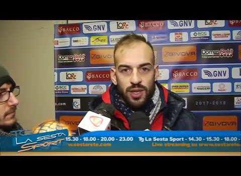 """Catania Vs Matera 1-1, Curiale: """"Troppi errori arbitrali contro di noi"""""""