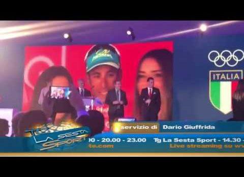 Collari d'oro al merito sportivo – Ecco i siciliani premiati